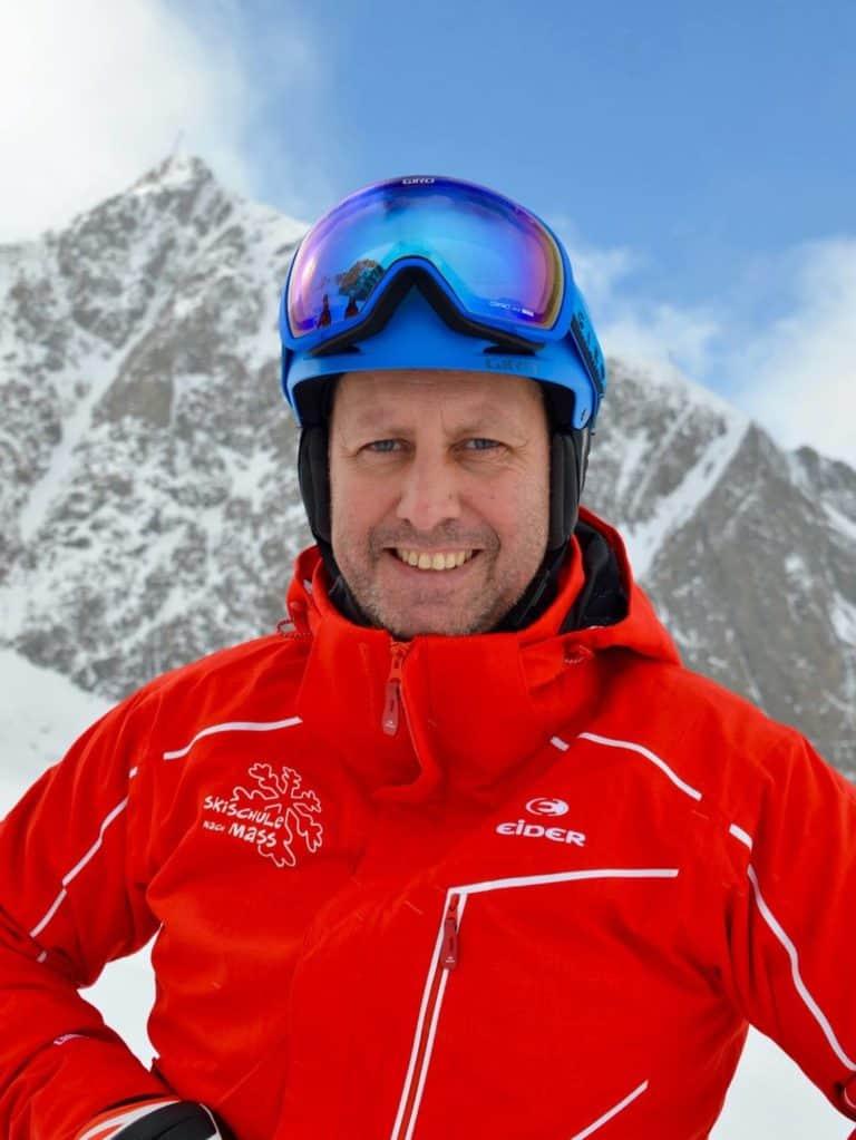 Sandro Krawinkler - Ski